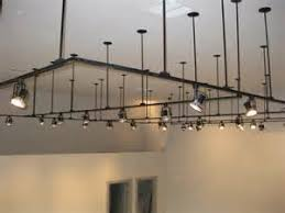 suspended track lighting. suspended track lighting light is great for retail