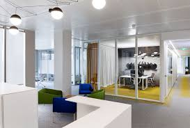 trendy office. Fine Trendy The Overall Aesthetics Of The Design Composition Remind Us A Bit  Paysafe Office Space Inspiration While Also Introducing Innovative And Bold  For Trendy Office F