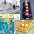 Украшение свечи для свадьбы
