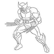 Super Hero Coloring Pages Heroes Fabulous Superheroes Superhero And