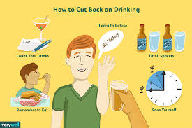 9 Tips For Cutting Back On Drinking