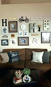 picture frame wall design ideas family photo collage on walls decor inspiring worthy best