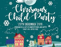 Work Christmas Party Flyers Chrismas Child Party Psd Flyer Template New Inspiration