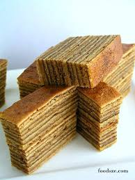 Indonesian Layer Cake Foodsze