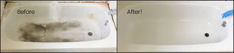 bathtubs reglazed