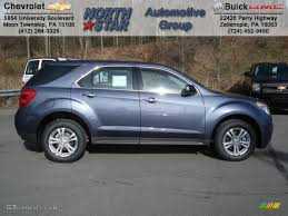 2013 Atlantis Blue Metallic Chevrolet Equinox LS AWD #73713388 ...