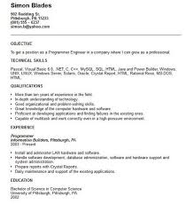 computer programmer resume samples 461 best job resume samples images on pinterest resume templates