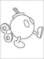 Super Mario Disegni Da Colorare E Stampare Gratis Immagini Per