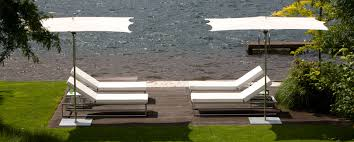 outdoor luxury furniture. cima lounge collection siesta contemporary luxurious design sunbed outdoor luxury furniture