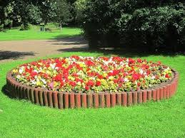 Small Picture Brilliant Flower Garden Design Ideas Sloping The Inspirations