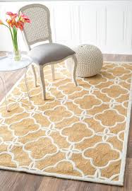 6 x 9 hand tufted reena sunrise rug