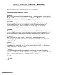 sample letter of recommendation for college student examples of letter recommendation for college from employer