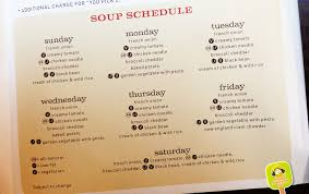panera soup menu. Delighful Soup Panera Bread Soup Menu  By Wwwchubbychinesegirleatscom For Panera Soup Menu
