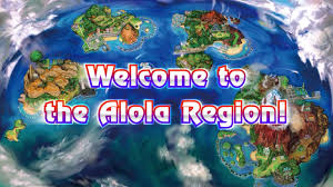 Pokemon Type Chart Sun And Moon Pokemon Sun And Moon All Alola Region Pokemon Type And