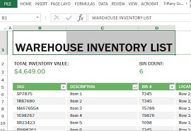 free excel inventory template excel inventory tracking instathreds co