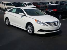 hyundai sonata 2014. Contemporary Sonata White 2014 Hyundai Sonata GLS For Sale In Jackson MS Inside N