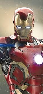 Iron Man iPhone Wallpapers on WallpaperDog