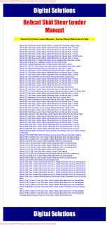 bobcat skid steer loader manuals service repair maintenance parts Bobcat 873 F Series Parts Diagram please purchase verypdf html converter on www verypdf com to Aux Bobcat 873 Hydraulic Parts Diagrams
