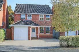 Detached House For Sale In Defford Close, Webheath, Redditch