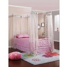 Wrought Iron Canopy Beds Frames | eBay