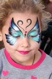 erfly face painting face painting ideas for kids erfly how to do erfly face paint step
