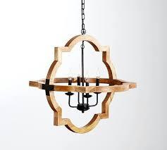 mini wood chandelier marvelous small wood chandelier on pottery barn mini white wood chandelier