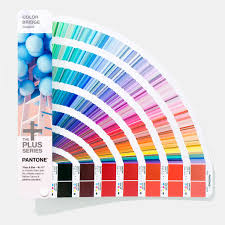 The Pantone Color Bridge Coated Guide For Pms Color