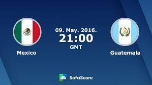 Mexico Guatemala live score, video ...