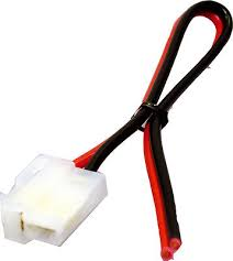 icom 2 zeppy io icom kenwood maxon 2 pin t shape power lead for pmr taxi pmrc2