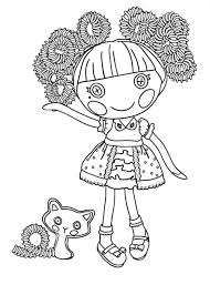Small Picture Free Lalaloopsy Coloring Pages ALLMADECINE Weddings Let Your