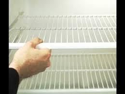 how to make refrigerator shelves your self