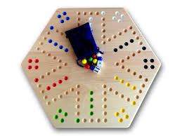 Wooden Aggravation Board Game Wooden Aggravation Game Board Oak or Maple Wood AmishToyBox 43