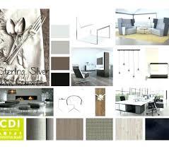 Material Boards Interior Design Presentation Board Presentation