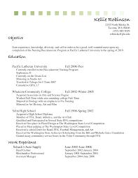 Resume Resume Wording For Cashier