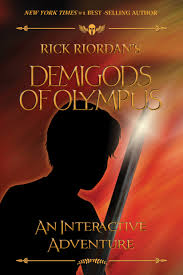 the demis of olympus an interactive adventure