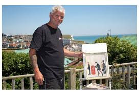 Lenkiewicz The Amateur Faked Who Paintings Telegraph Exposes Artist ra4Yrw