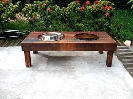 wooden dog bowl stand pallet dog bowl stand dog feeder pallet dog feeder wooden dog bowl wooden dog bowl stand