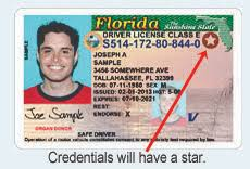 Id License Driver Fl Document For Requirements Or