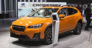 2018 subaru crosstrek premium. delighful 2018 check out the 2017 new york auto show inside 2018 subaru crosstrek premium