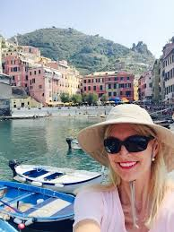 excitement near and an offer i don t want to refuse painting in vernazza italy