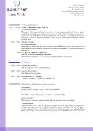 Updated Resume Impressive Updated Resume Format Heartimpulsarco