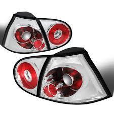 Vw Gti Brake Light Replacement Amazon Com Dna Motoring Close Tlz Golf5 0507 Altezza Style