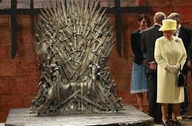 game thrones iron. Queen Of England Refuses The Iron Throne During \u0027Game Thrones\u0027 Set Visit Game Thrones