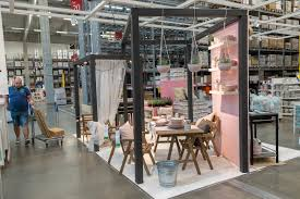 Pink And Flat Pack Furniture Ikea By Willis Chung