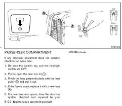 03 murano interior light not working nissan murano forum 2003 Nissan Murano Fuse Box Diagram click image for larger version name fuse box jpg views 16856 size 2004 nissan murano fuse box diagram