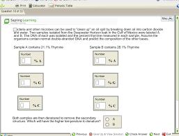E Print Calculator L Periodic Table Question 10 Of...   Chegg.com