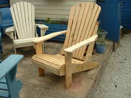 here is my attempt at making an adirondack chair