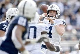 Penn State Football Qb Depth Chart Quarterback Sean Clifford Rallies Penn States Offense