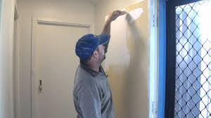 how to paint a door how to apply paint to a door without brush marks you