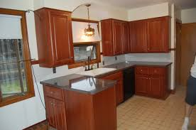Cost To Refinish Kitchen Cabinets Gorgeous Kitchen Dining Room Kitchen Cabinet Refacing With Variety Of